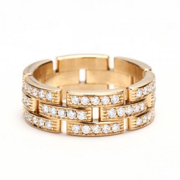Cartier Maillon Panthére Ring