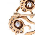 Diamond and Enamel Pendant