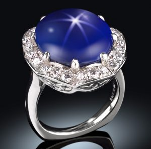 Krementz Star Sapphire