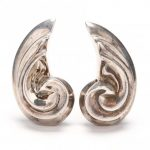 Patricia Von Musulin Sterling Earrings