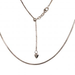 Adjustable Sterling Chain