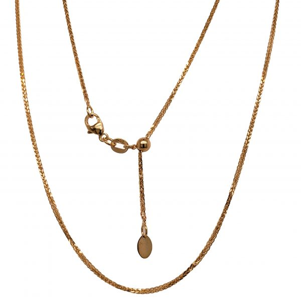 Adjustable Gold Chain