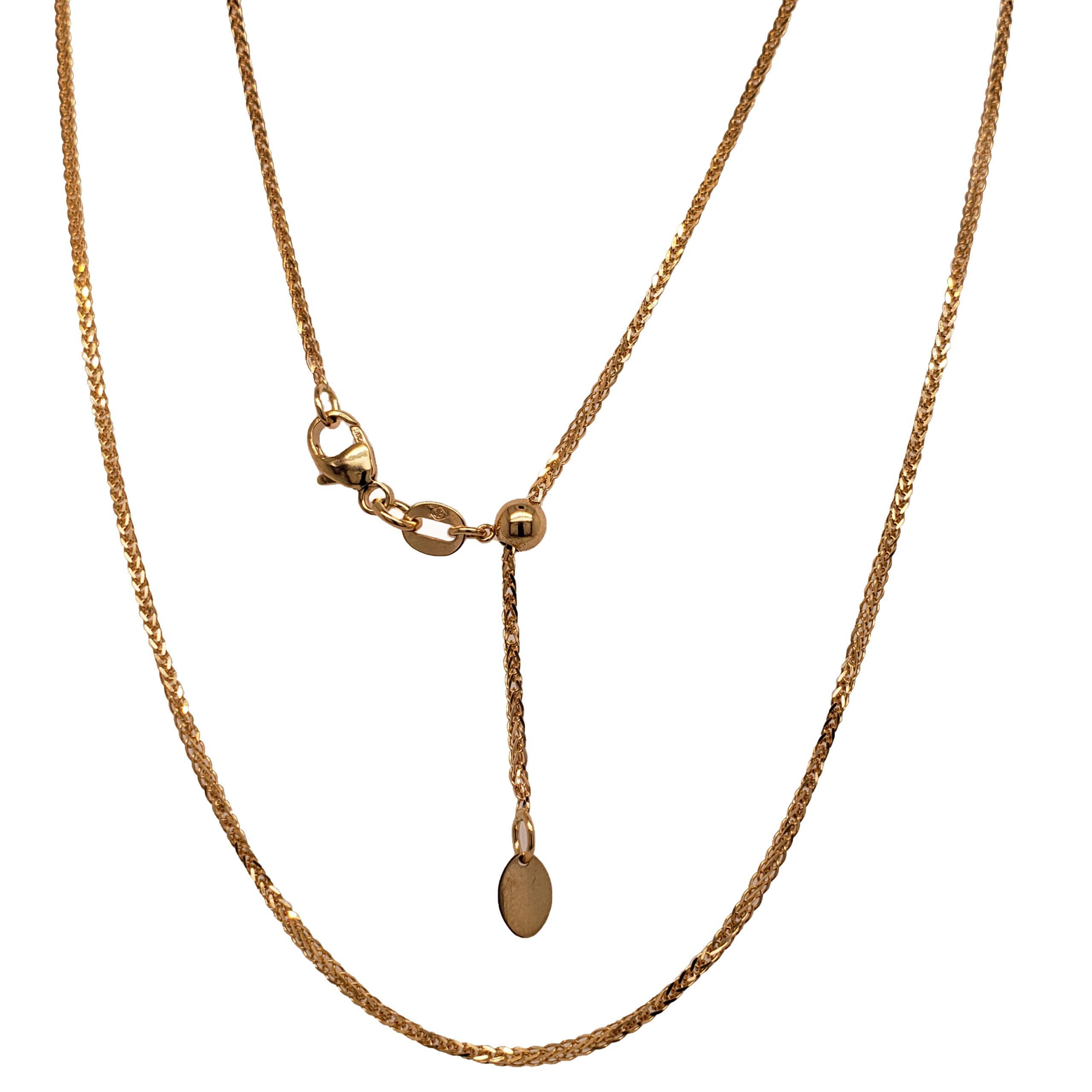 Adjustable Gold Chain