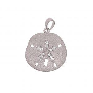 Sand dollar pendant