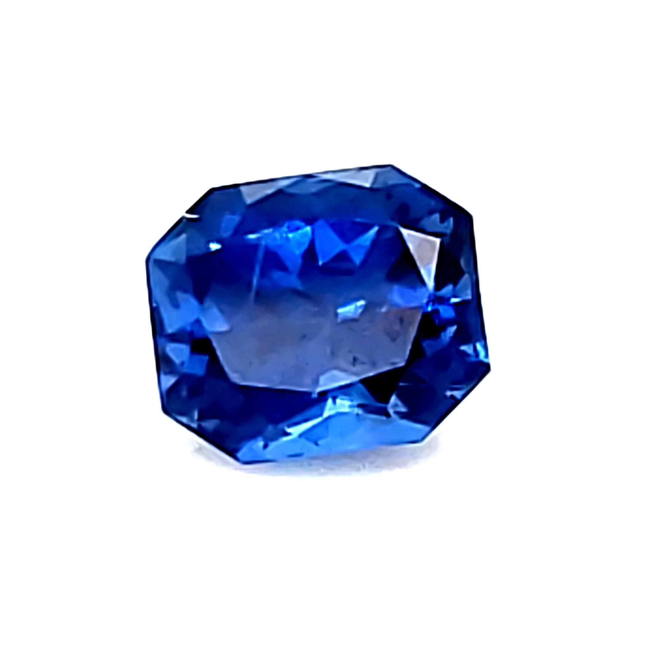 1.51 ct. Sapphire