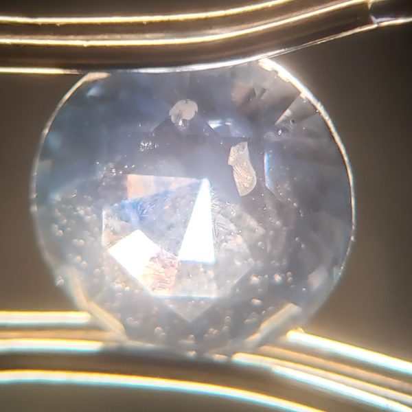 1.4 ct. Blue Sapphire