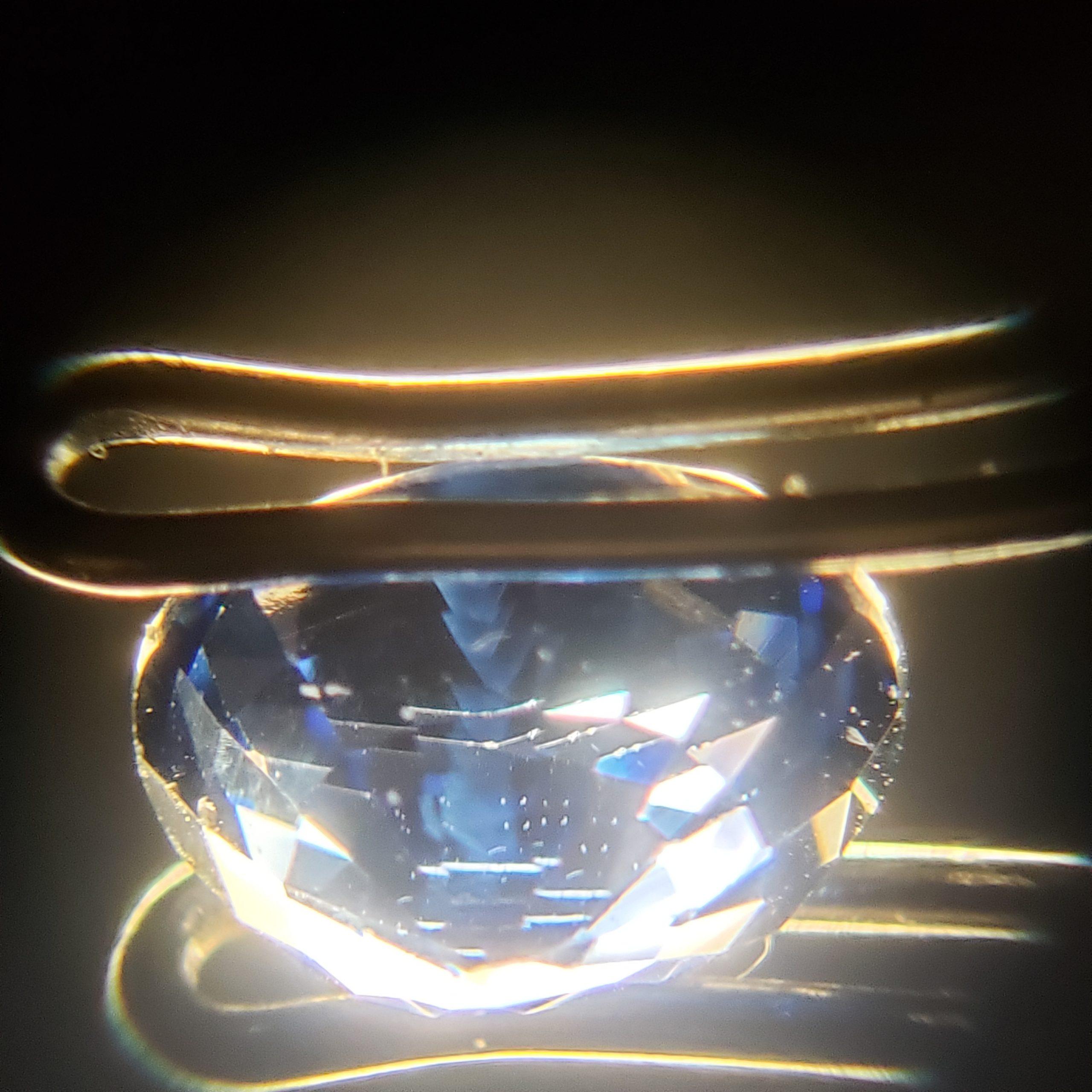 .96 ct. Blue Sapphire