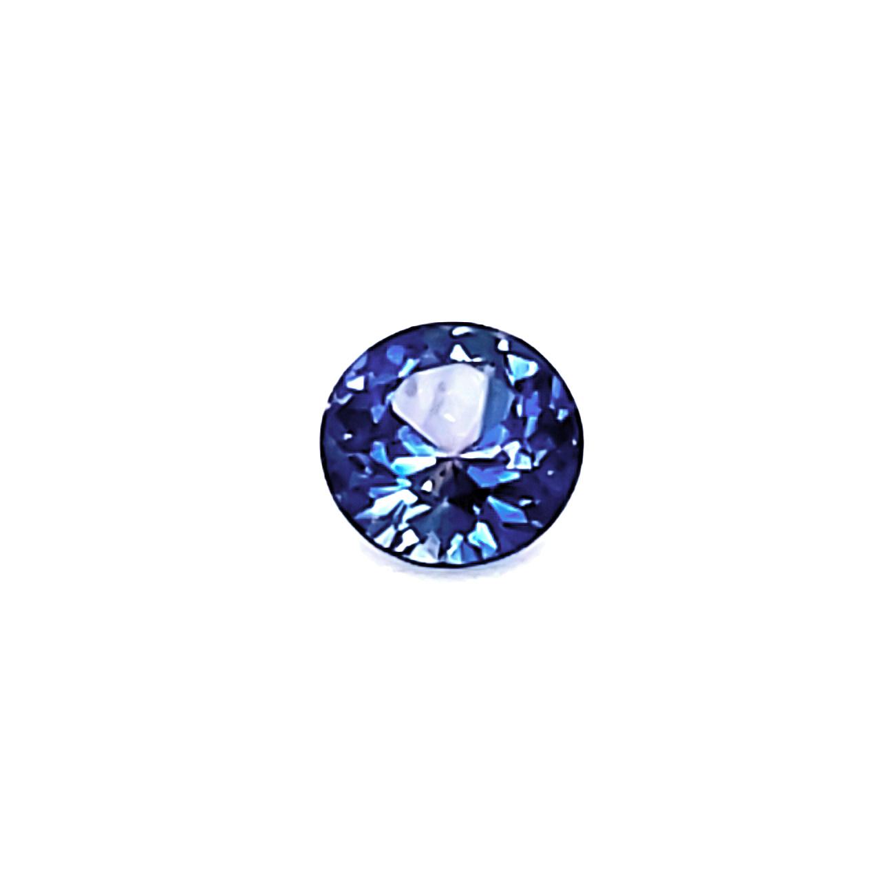 1 carat Blue Sapphire
