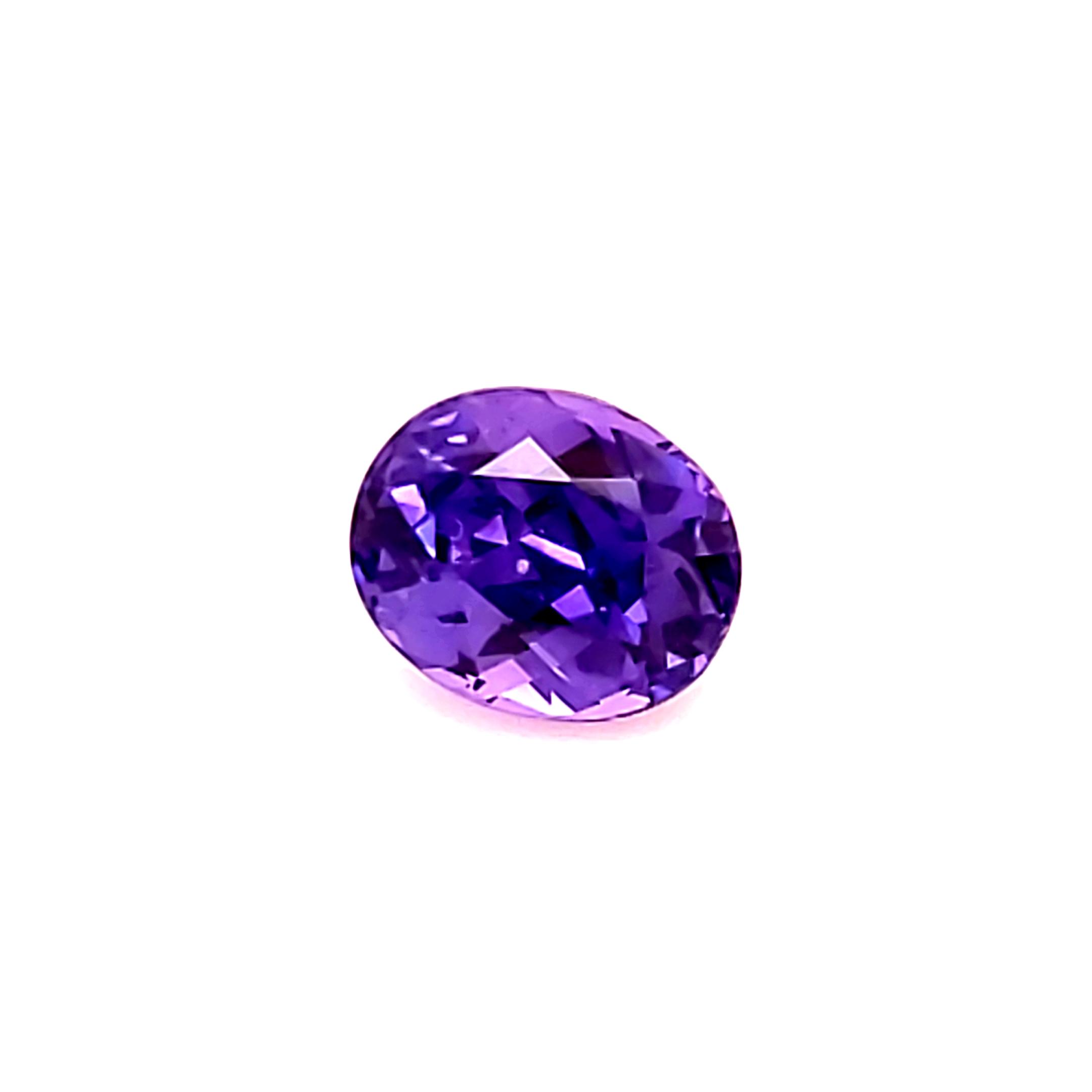 1.19 ct. Color Change Sapphire