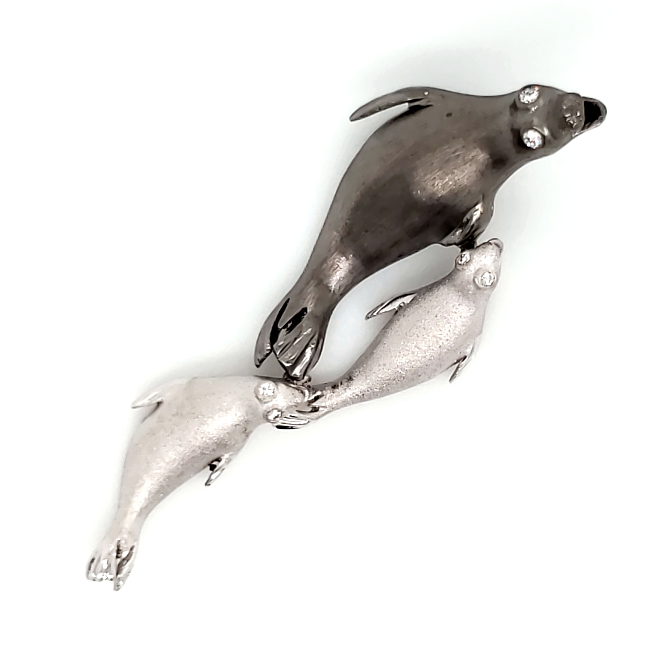 Denny Wong Seal Pendant