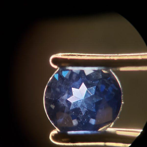 .35 ct. Blue Sapphire