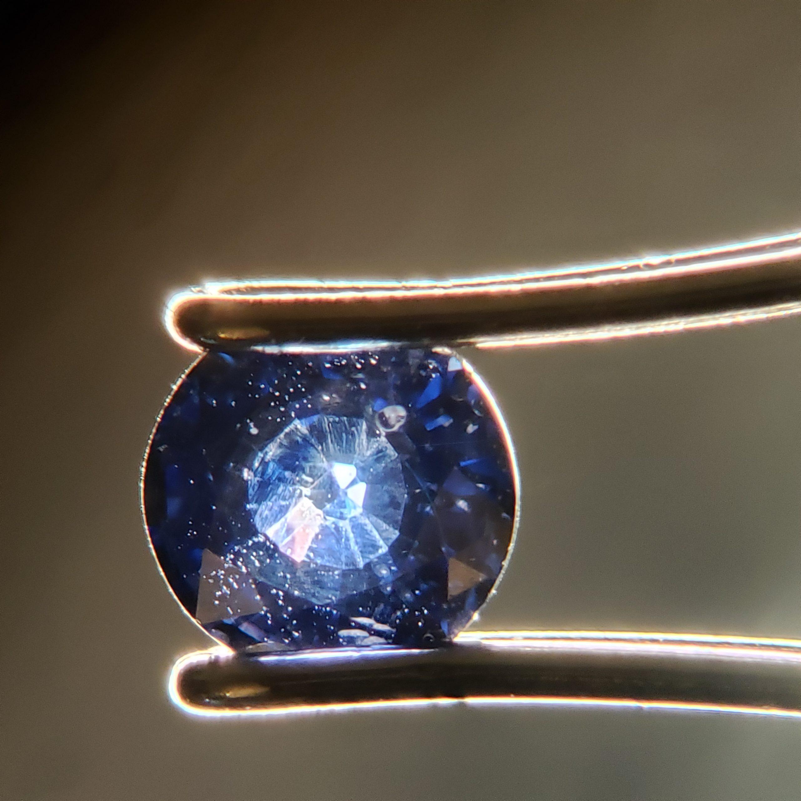 .34 ct. Blue Sapphire