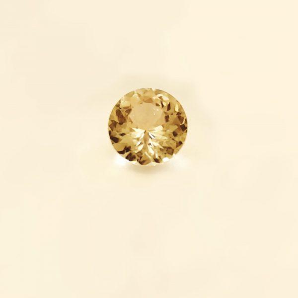 .72 ct. Yellow Sapphire