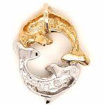 Denny Wong Dolphin Pendant