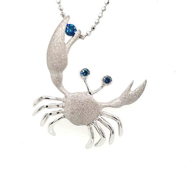 Denny Wong Crab Pendant