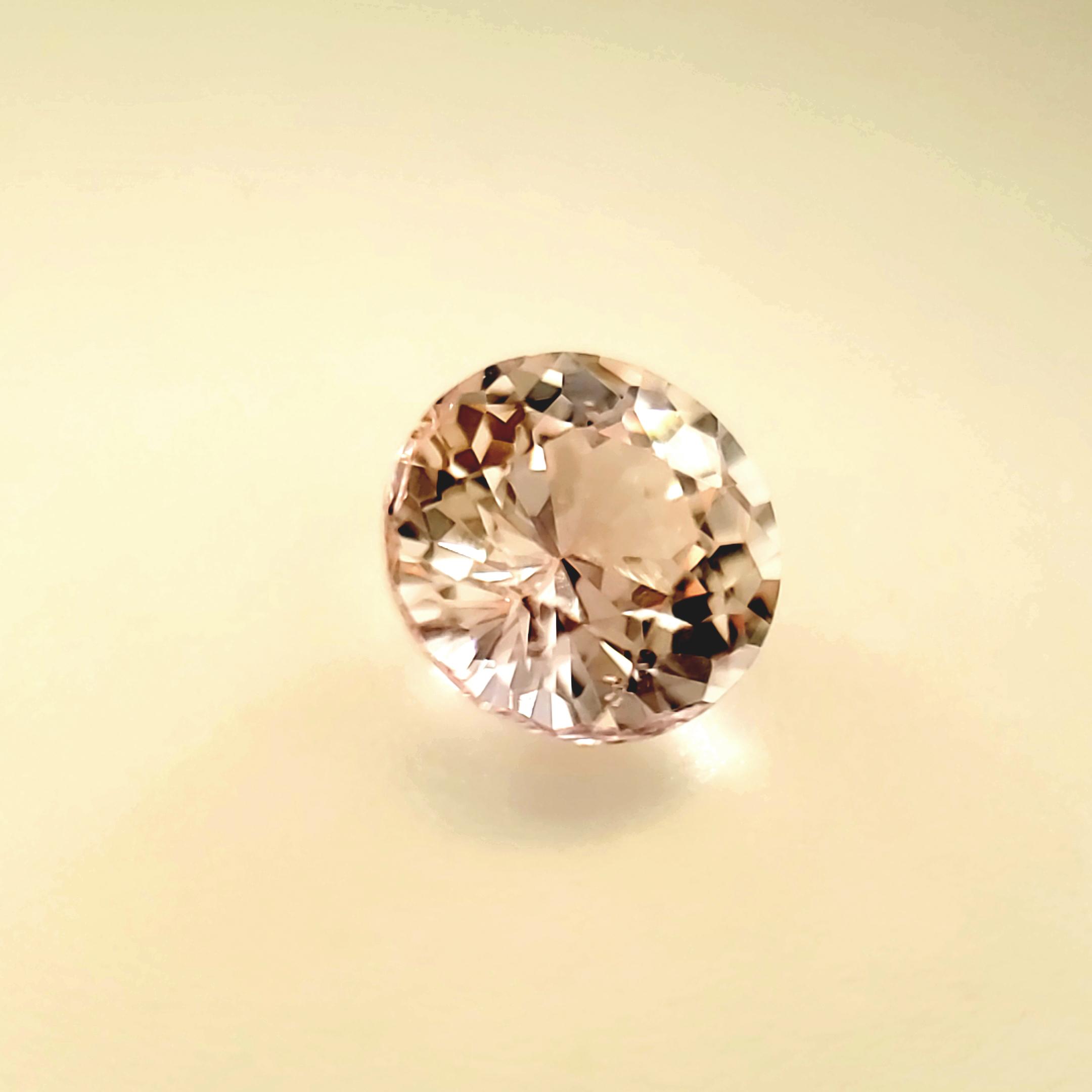 1.04 ct. Yellow Sapphire