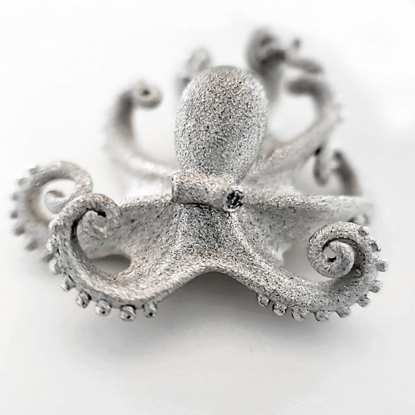 Denny Wong Octopus Pendant