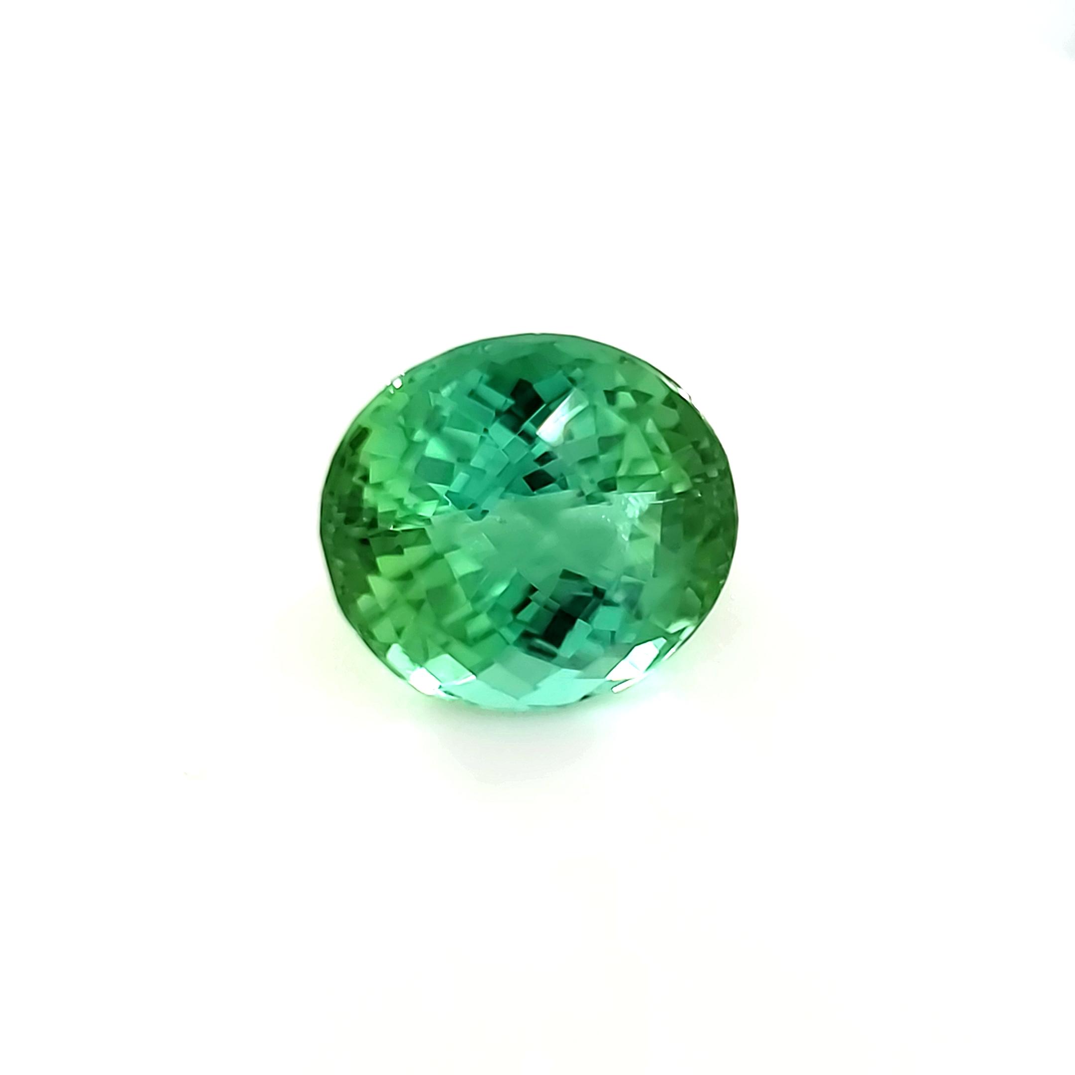 2.63 Green Tourmaline