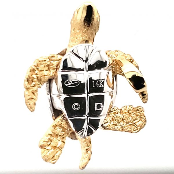 Denny Wong Sea Turtle Pendant