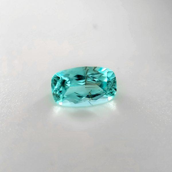 1.08 ct. Copper Bearing Blue Green Tourmaline