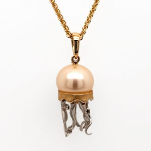 Denny Wong Jellyfish Pendant