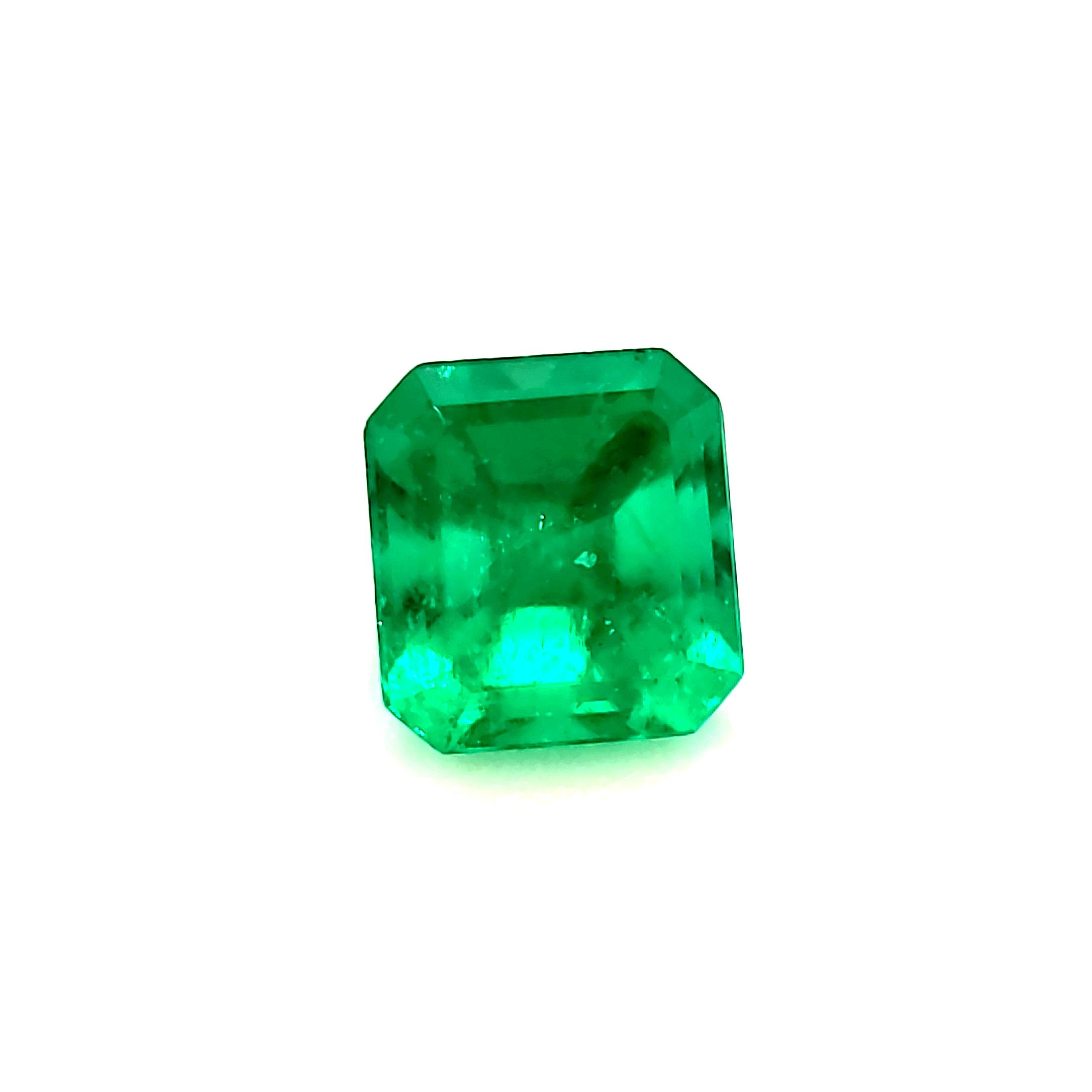 .33 carat Emerald